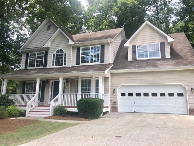 704 Exchange Mill Place, Dacula, GA 30019 (MLS #6603528) :: KELLY+CO