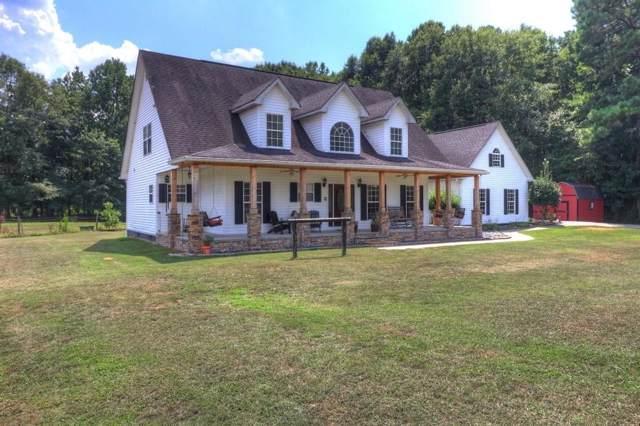 475 Pleasant Valley Road NE, Monroe, GA 30655 (MLS #6603547) :: RE/MAX Paramount Properties