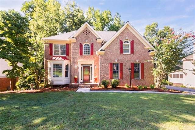 1309 Echo Mill Court, Powder Springs, GA 30127 (MLS #6603549) :: The Heyl Group at Keller Williams