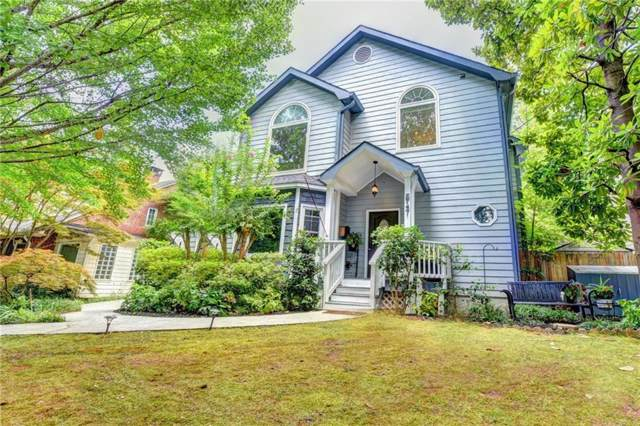 547 Linwood Avenue NE, Atlanta, GA 30306 (MLS #6603553) :: RE/MAX Paramount Properties