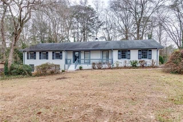 240 E Valley Drive, Marietta, GA 30068 (MLS #6603576) :: North Atlanta Home Team