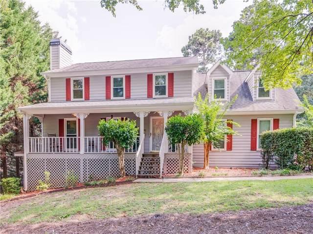 160 Thicket Trail, Mcdonough, GA 30252 (MLS #6603582) :: North Atlanta Home Team