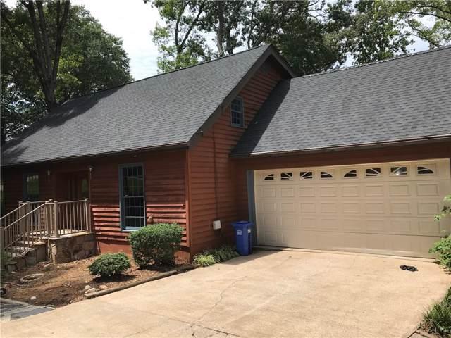 1485 Robinhood Trail, Gainesville, GA 30501 (MLS #6603597) :: RE/MAX Paramount Properties
