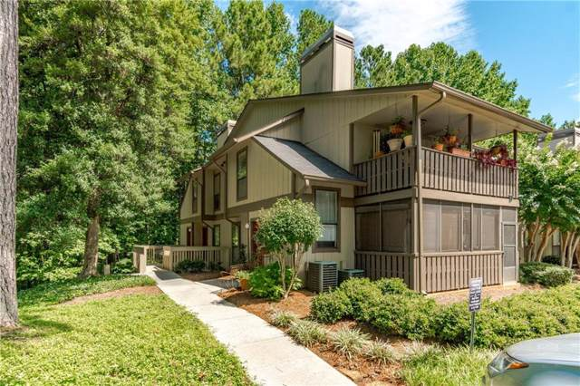 304 Woodcliff Drive #304, Sandy Springs, GA 30350 (MLS #6603598) :: KELLY+CO