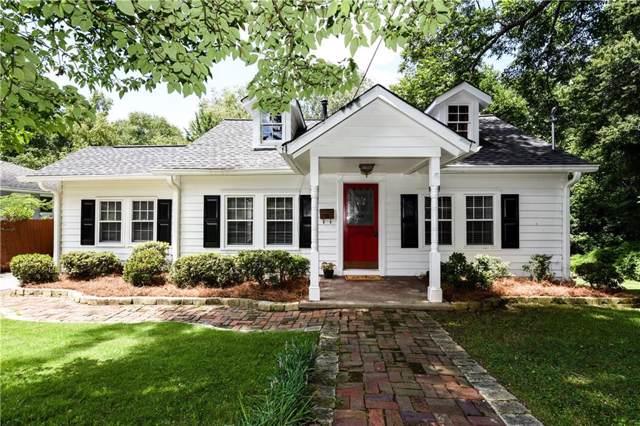 84 Durham Street SW, Marietta, GA 30064 (MLS #6603608) :: Path & Post Real Estate