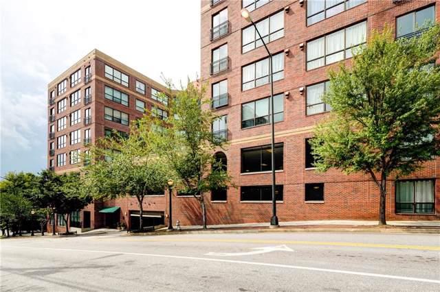 115 W West Peachtree Place NW #101, Atlanta, GA 30313 (MLS #6603610) :: North Atlanta Home Team