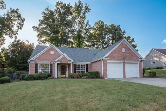 2708 Woodland Walk Crossing, Dacula, GA 30019 (MLS #6603618) :: The Stadler Group