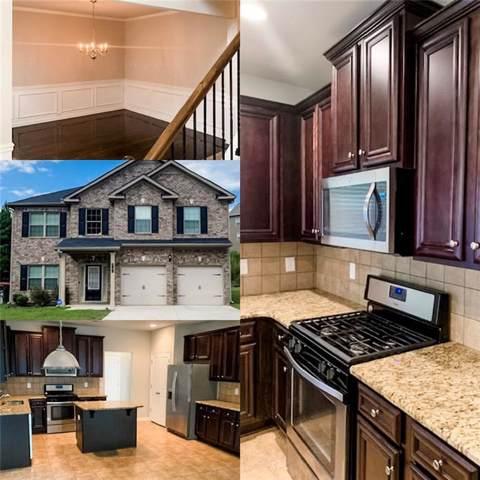 2154 Dodson Woods Drive, Fairburn, GA 30213 (MLS #6603620) :: RE/MAX Paramount Properties