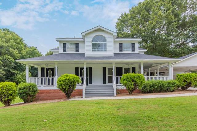 253 Pine Valley Drive, Powder Springs, GA 30127 (MLS #6603628) :: The Heyl Group at Keller Williams