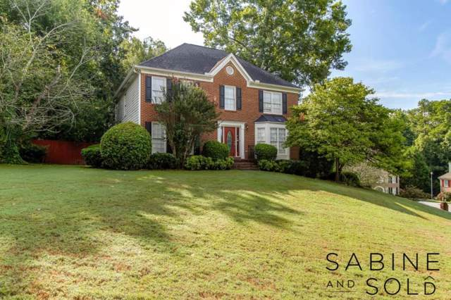 4218 Citation Place, Snellville, GA 30039 (MLS #6603662) :: RE/MAX Paramount Properties