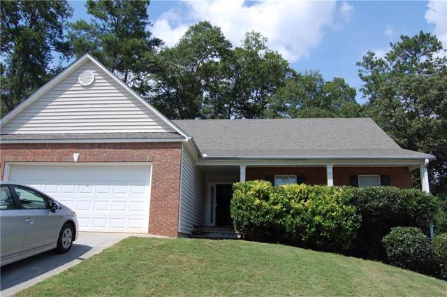 643 Wellington Drive, Monroe, GA 30655 (MLS #6603685) :: RE/MAX Paramount Properties