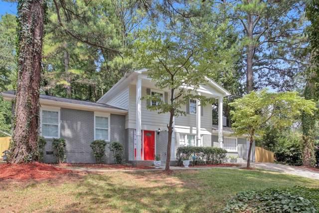 679 Harwell Road NW, Atlanta, GA 30318 (MLS #6603701) :: RE/MAX Paramount Properties