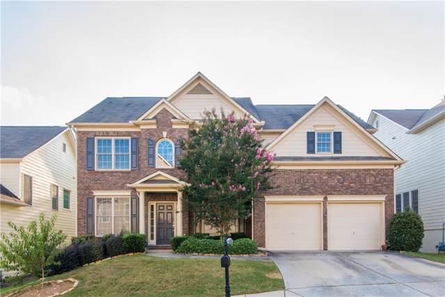 1727 Yellow Wood Drive, Marietta, GA 30066 (MLS #6603712) :: Kennesaw Life Real Estate