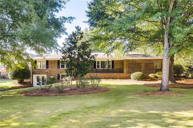 1691 Hasty Road, Marietta, GA 30062 (MLS #6603763) :: The Realty Queen Team