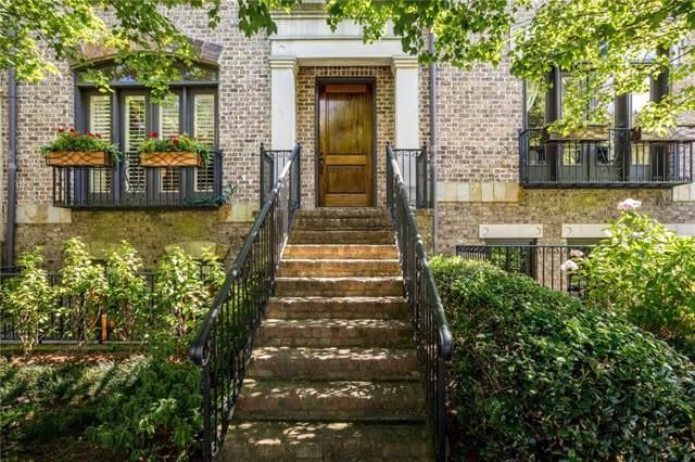 8 Honour Avenue NW #6, Atlanta, GA 30305 (MLS #6603788) :: Path & Post Real Estate