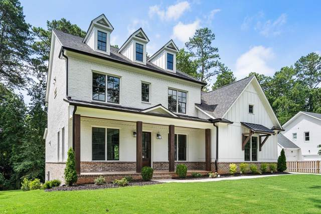 206 Underwood Drive, Sandy Springs, GA 30328 (MLS #6603797) :: Iconic Living Real Estate Professionals