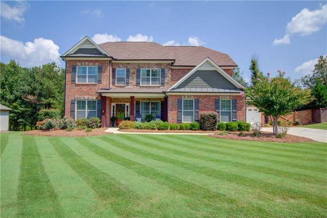 1399 Mill Pointe Court NE, Lawrenceville, GA 30043 (MLS #6603805) :: RE/MAX Paramount Properties