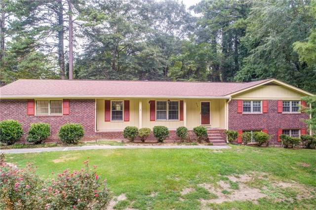 5114 Fernwood Drive, Acworth, GA 30101 (MLS #6603817) :: The Zac Team @ RE/MAX Metro Atlanta