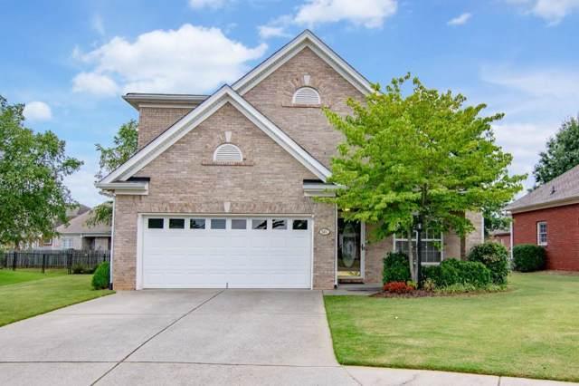 581 Sletten Drive, Lawrenceville, GA 30046 (MLS #6603820) :: Charlie Ballard Real Estate
