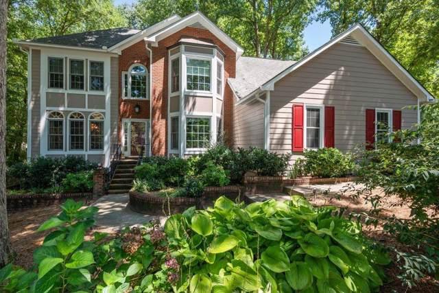 1342 Wynford Walk SW, Marietta, GA 30064 (MLS #6603825) :: Path & Post Real Estate