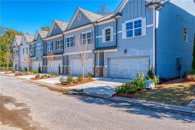 1321 Heights Park Drive SE #25, Atlanta, GA 30316 (MLS #6603848) :: Rock River Realty