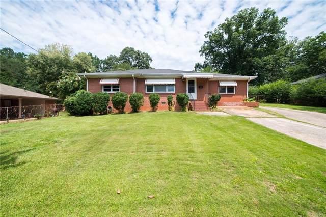 580 Monticello Drive SW, Mableton, GA 30126 (MLS #6603859) :: Good Living Real Estate