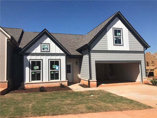74 Wisteria Way B-28, Winder, GA 30680 (MLS #6603883) :: The Zac Team @ RE/MAX Metro Atlanta