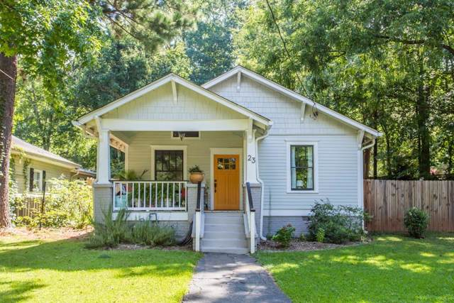 23 Clifton Street NE, Atlanta, GA 30317 (MLS #6603888) :: RE/MAX Paramount Properties