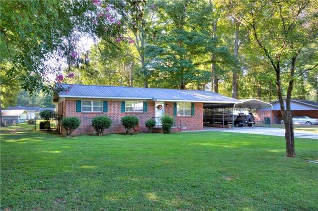 203 Rips Road, Calhoun, GA 30701 (MLS #6603894) :: The Heyl Group at Keller Williams