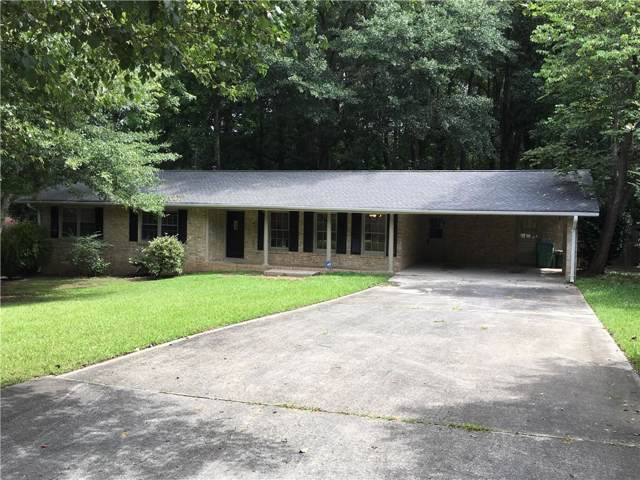 1712 Eldonlas Court, Stone Mountain, GA 30087 (MLS #6603902) :: RE/MAX Paramount Properties