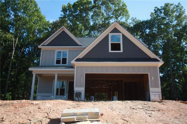241 Ragan Drive, Dallas, GA 30157 (MLS #6603920) :: The Realty Queen Team