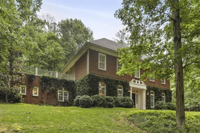 221 Old Hickory Road, Woodstock, GA 30188 (MLS #6603949) :: The Realty Queen Team