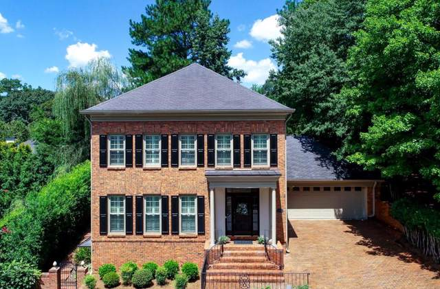 4413 Paces Battle NW, Atlanta, GA 30327 (MLS #6603958) :: The Zac Team @ RE/MAX Metro Atlanta