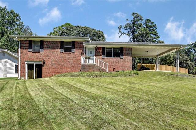 2131 Oland Circle, Marietta, GA 30066 (MLS #6603966) :: The Realty Queen Team