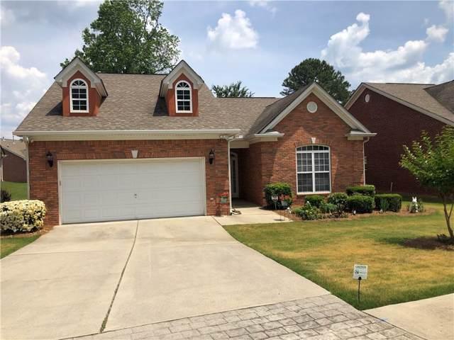 1854 Spivey Village Circle, Jonesboro, GA 30236 (MLS #6603972) :: RE/MAX Paramount Properties