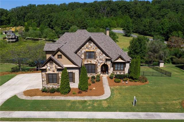 40 Mountainbrook Drive NW, Cartersville, GA 30121 (MLS #6603978) :: Rock River Realty