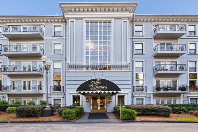 3203 Lenox Road NE #38, Atlanta, GA 30324 (MLS #6603983) :: Good Living Real Estate