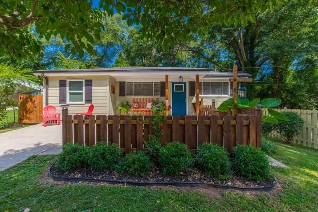 485 Oak Drive, Hapeville, GA 30354 (MLS #6603990) :: RE/MAX Paramount Properties