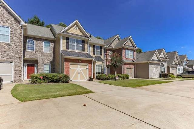 33 Village Glen, Dallas, GA 30157 (MLS #6603994) :: The Realty Queen Team