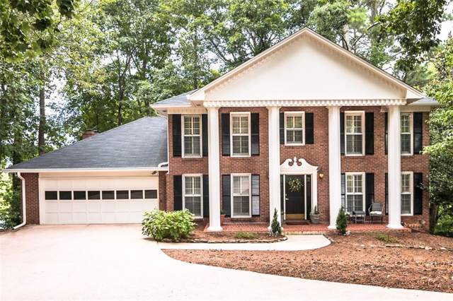 400 Fallen Leaf Lane, Roswell, GA 30075 (MLS #6603996) :: KELLY+CO