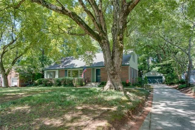 27 Clarendon Avenue, Avondale Estates, GA 30002 (MLS #6604001) :: Iconic Living Real Estate Professionals