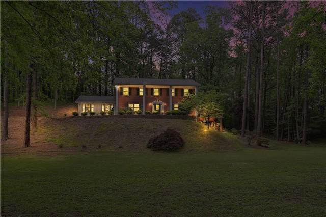 2535 Henderson Mill Road NE, Atlanta, GA 30345 (MLS #6604017) :: The Zac Team @ RE/MAX Metro Atlanta