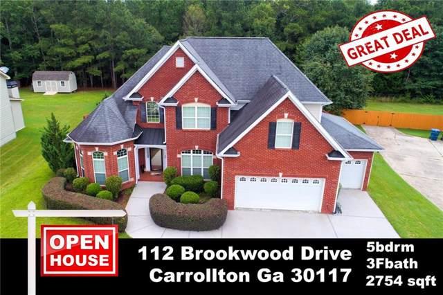 112 Brookwood Drive, Carrollton, GA 30117 (MLS #6604018) :: North Atlanta Home Team