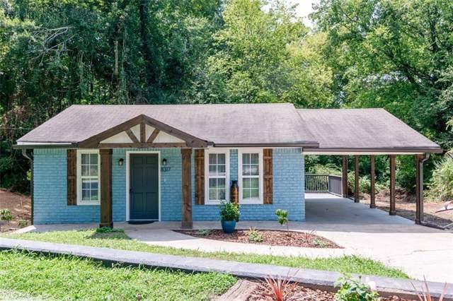 8317 Poplar Street, Douglasville, GA 30134 (MLS #6604045) :: Rock River Realty