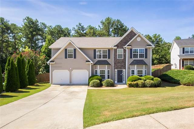 4045 Jackie Drive, Douglasville, GA 30135 (MLS #6604055) :: The Hinsons - Mike Hinson & Harriet Hinson
