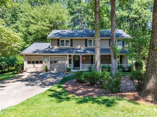 2718 E Sudbury Court, Dunwoody, GA 30360 (MLS #6604073) :: RE/MAX Paramount Properties