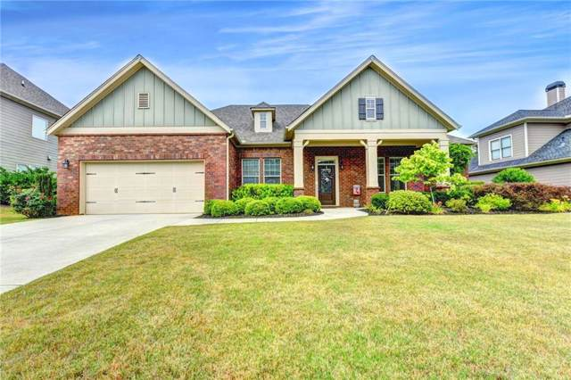 4960 Savannah Run, Cumming, GA 30040 (MLS #6604081) :: The Heyl Group at Keller Williams