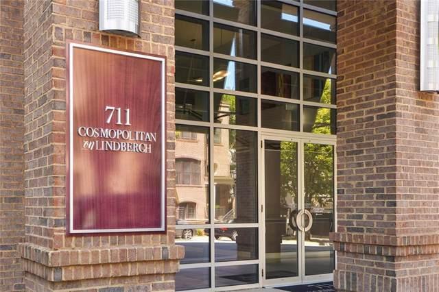 711 Cosmopolitan Drive Ne #345, Atlanta, GA 30324 (MLS #6604086) :: Good Living Real Estate