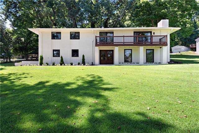 445 Nottingham Drive, Marietta, GA 30066 (MLS #6604094) :: RE/MAX Paramount Properties