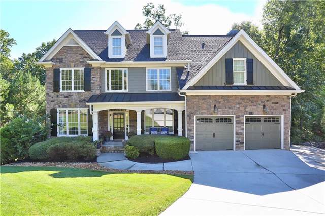 129 Purpletop Drive, Grayson, GA 30017 (MLS #6604105) :: The Zac Team @ RE/MAX Metro Atlanta